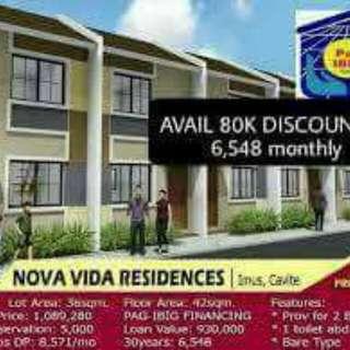 Nova Vida Residences Imus Cavite