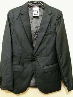Markus Coat Gray Med