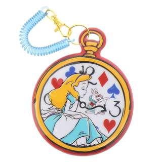 [PO] Disney Japan Alice in Wonderland ALICE PARTY Pass Case A