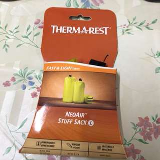 Brand NEW Thermarest NeoAir Stuff Sack (L)