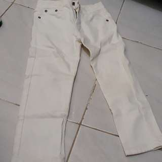 Celana panjang anak laki sz 7