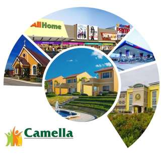 Camella Homes For Sale at South Area