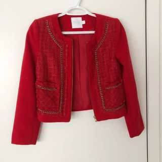 ASOS never been worn Chanel inspired jacket