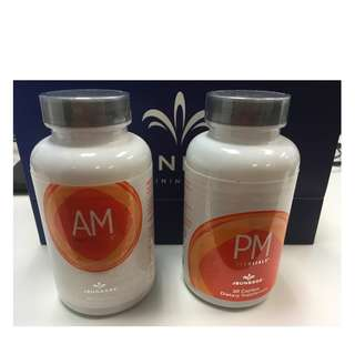 Jeunesse Package: AM PM Supplement and Lifting Masque