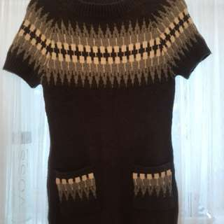 Brand new sweater dress perfect for fall