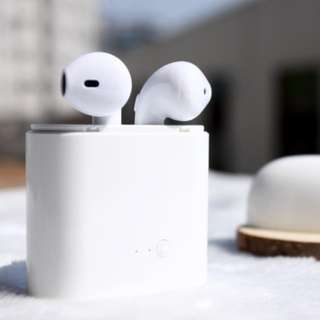 ★UPGRADED/INSTOCK★i7S True Wireless Stereo Airpods with Charging Case