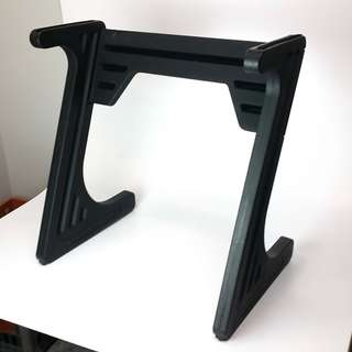 Rare ULTIMATE (brand) Mouded Plastic Z Stand for Keyboards