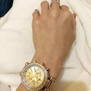 ✨MK✨金鑽錶