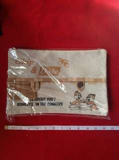 DISNEYLAND JAPAN HAUL CHIP N DALE SLEEVE
