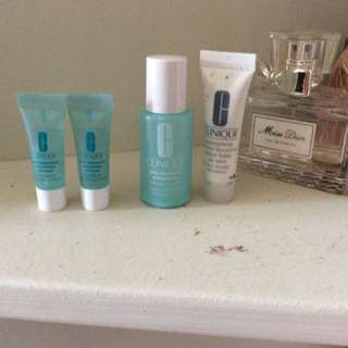 Clinique anti blemish solutions
