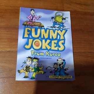 Funny jokes from korea