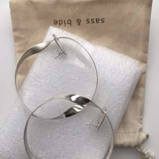 Sass and Bide Earrings