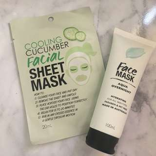 Hydrating Face Mask Pack