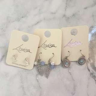 Assorted Earrings