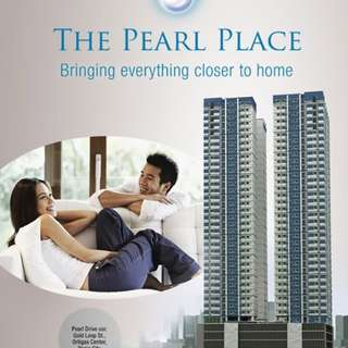 Rent to own 2 Bedroom Ready for occupancy condominium in The Pear Place Ortigas, Rent to own Condo in Pasig, Ortigas near Shaw blvd, Mega Mall, Edsa Shangrila, Makati, BGC, Mandaluyong, Cubao