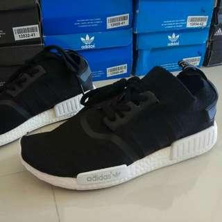 Adidas NMD Runner PK Black White
