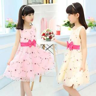★New★Girls Princess Dress