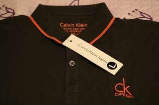 Brand new CK Polo Tee
