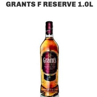 Grants Reserve (1 Liter)