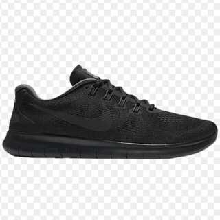Nike Free Run 2017 All Black