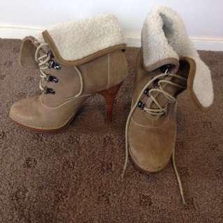 Ladies shubar heels