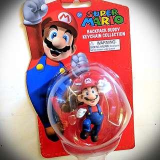 Super Mario Key Chain