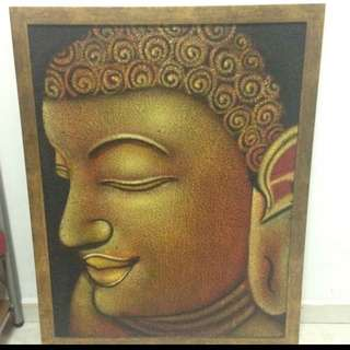 Buddha Painting with frame