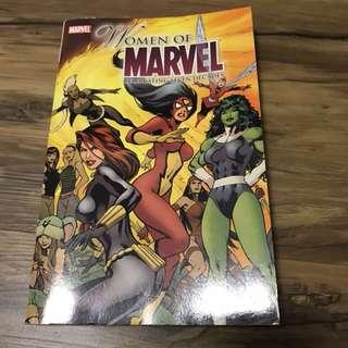 Women of Marvel TPB