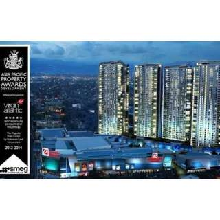 Rent to own condominium in Quezon City near MRT LRT CUBAO , Ready for occupancy 1br unit