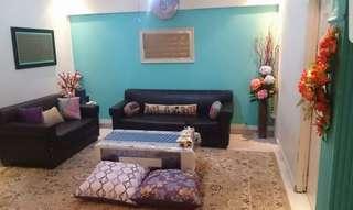 3  room corner unit for sale