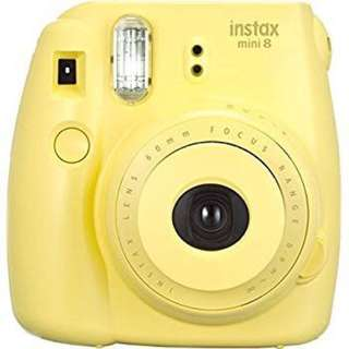 Instax Polaroid Camera