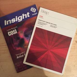 Cosi Neap & Insight Text Guides