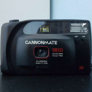 Cannonmate SM333
