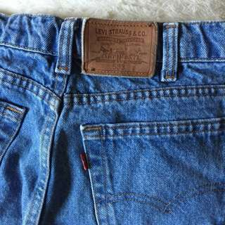 Levi's Mom Jeans 533