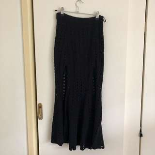 Alice Mccal knit skirt