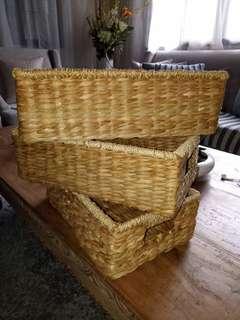 Native Storage Baskets