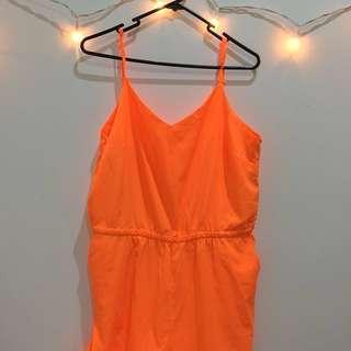 Neon jumpsuit