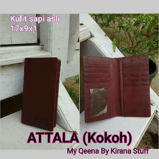 Attala Dompet Unisex By Myqeen