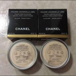 Chanel Poudre Unverselle Libre