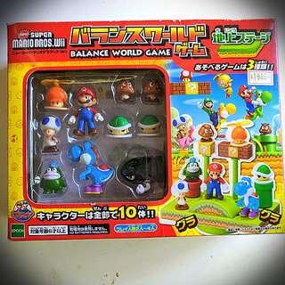 Super Mario figurines / game NEW in box