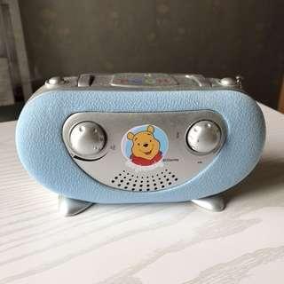 Winnie the Pooh 小熊維尼 收音機