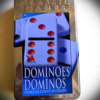 Dominos brand new in box