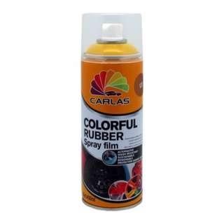 Carlas Colorful Rubber Spray film 400ml (C188 Gold)