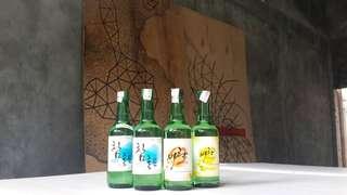 Soju Baram original dan lemo