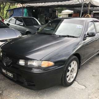 Perdana v6 2004 new facelift