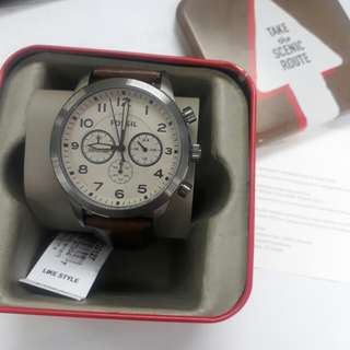 Fossil Chrono Watch #sweldosale3