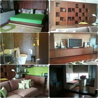 Rental apartment in the 18 rasuna for a daily,  weekly and monthly