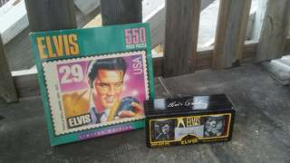 Elvis Limited Edition & Collection