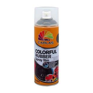 Carlas Colorful Rubber Spray 400ml (C22 Gray)