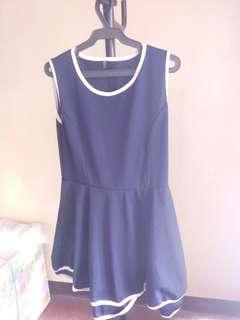 Eunice blue dress